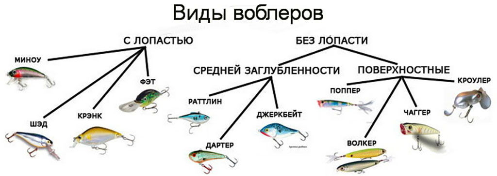 техника ловли судака на воблеры